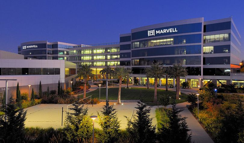 Founding Marvell Technology Group