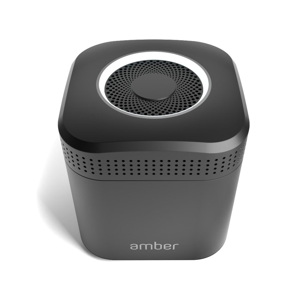 Amber Plus - Cloud-Attached Personal Storage (2TB*2)